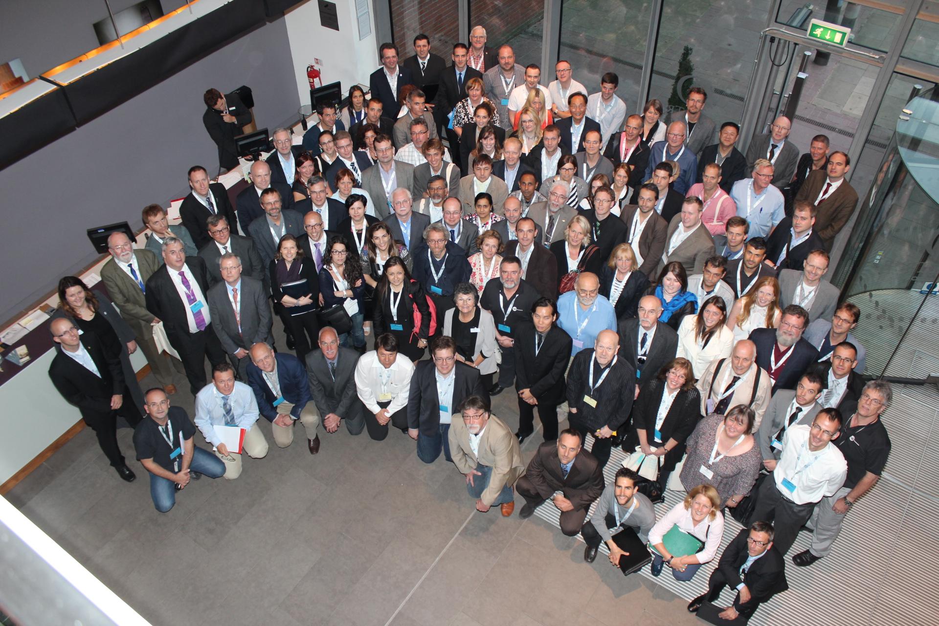 ENFSI Firearms/GSR Annual Meeting Group Photograph